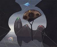 composition by vilhelm bjerke-petersen