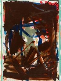untitled (entscheidungszeichnung) by imi knoebel