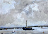 the ald at aldeburgh, suffolk by edward holroyd pearce