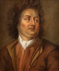 portrait eines herrn in braunem wams by anonymous (18)