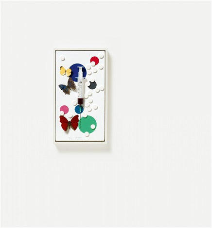 fun by damien hirst