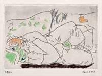madrid/benidorm/la habana (portfolio of 3) by juan antonio aguirre