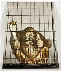 la scimmia by michelangelo pistoletto