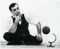 yves klein (set of 7) by harry shunk