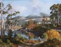 kettering, tasmania by brian nash