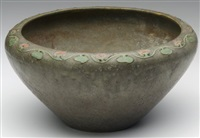 bowl by arequipa pottery