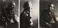 untitled (triptych) by richard billingham