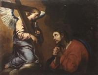 cristo nell'orto dei getsemani by michelangelo merisi da caravaggio