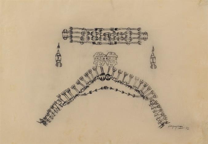 collana bracciale e pendenti studio per gioielli by giuseppe capogrossi