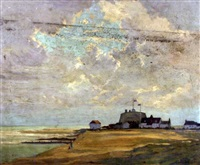 martello tower, suffolk by edward holroyd pearce