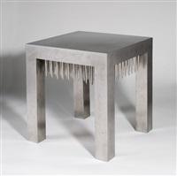 tisch by günther uecker