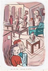 un après-midi à drouot, page 7 by serge clerc