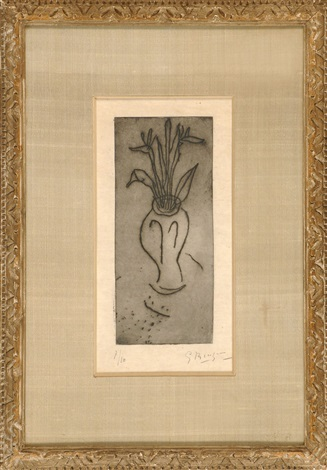 vase by georges braque