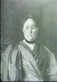 retrato de dama by antonio graner y vinuelas