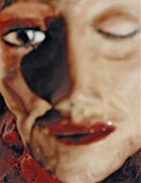 la rosa blanca (from portfolio mit 13 farbphotografien) by urs fischer