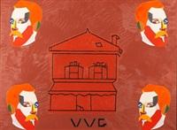 la casa de van gogh by eduardo arroyo
