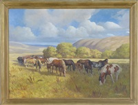 along toppenish creek by edward burns quigley