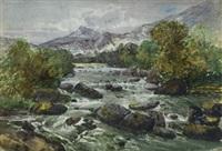 paisaje by tomas campuzano y aguirre