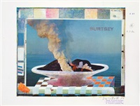 surtsey (portfolio of 18) by dieter roth