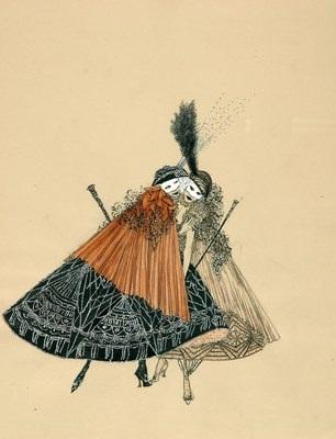 venezianische masken by alastair hans henning baron vogt