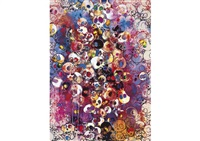 i've left my love far behind. their smell, every memento (+ i know not, i know; set of 2) by takashi murakami