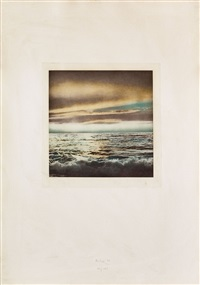 seelandschaft by gerhard richter