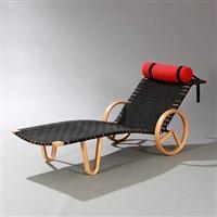 chaiselongue (model 9605) by rud thygesen and johnny sorensen