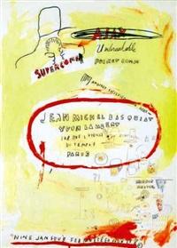 supercomb - unbreakable - pocket combs - another satisfied comb user by jean-michel basquiat