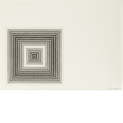 sharpsville by frank stella