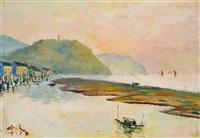 风景 (landscape) by ai zhongxin