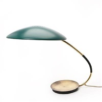 big table lamp (model 6787) by christian dell