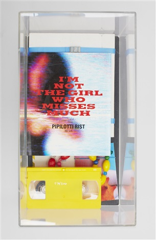 im not the girl that misses much by pipilotti rist