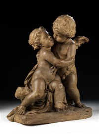 amor und psyche by claude augustin cayot