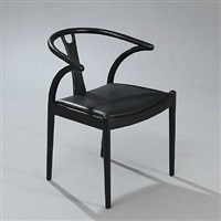 geisha armchair by jens jacob olesen