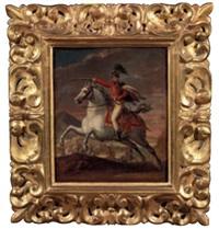 ritratto del generale anton gundacker graf starhemburg by pietro benvenuti