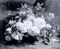 rosenstilleben by w. honner
