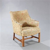 easy chair by frits henningsen
