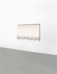 untitled (dipp-painting) by roxy paine