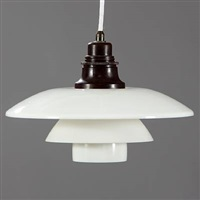 ph-3/2,5 pendant by poul henningsen