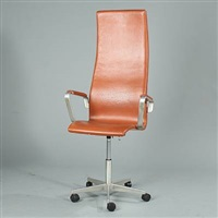 oxford chair by arne jacobsen