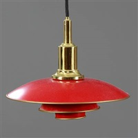 ph 3/2 pendant by poul henningsen