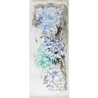 untitled (2 works) by lynda benglis