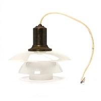 ph-2/2 pendant by poul henningsen
