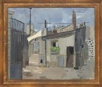 a corner of paris by hale asaf