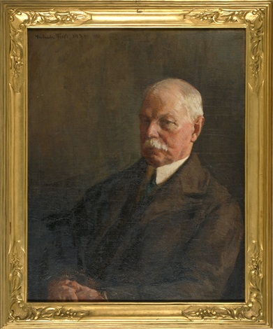 portrait of a gentleman by gertrude fiske