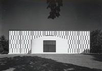synagoge kneses tifereth israel, port chester, n.y. by ezra stoller
