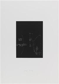 tafel i, ii, iii 1980 by joseph beuys
