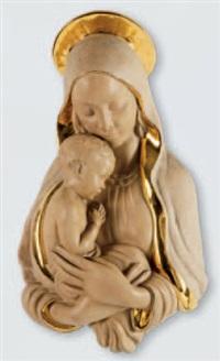 madonna con bambino by zaccagnini