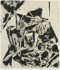 begehbare klippe by heinrich modersohn