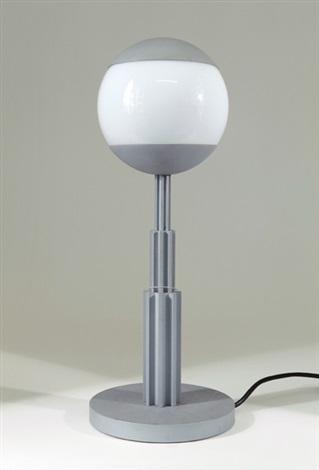 Una Lampada Da Tavolo La Casa Della Felicità Von Aldo Rossi Auf Artnet